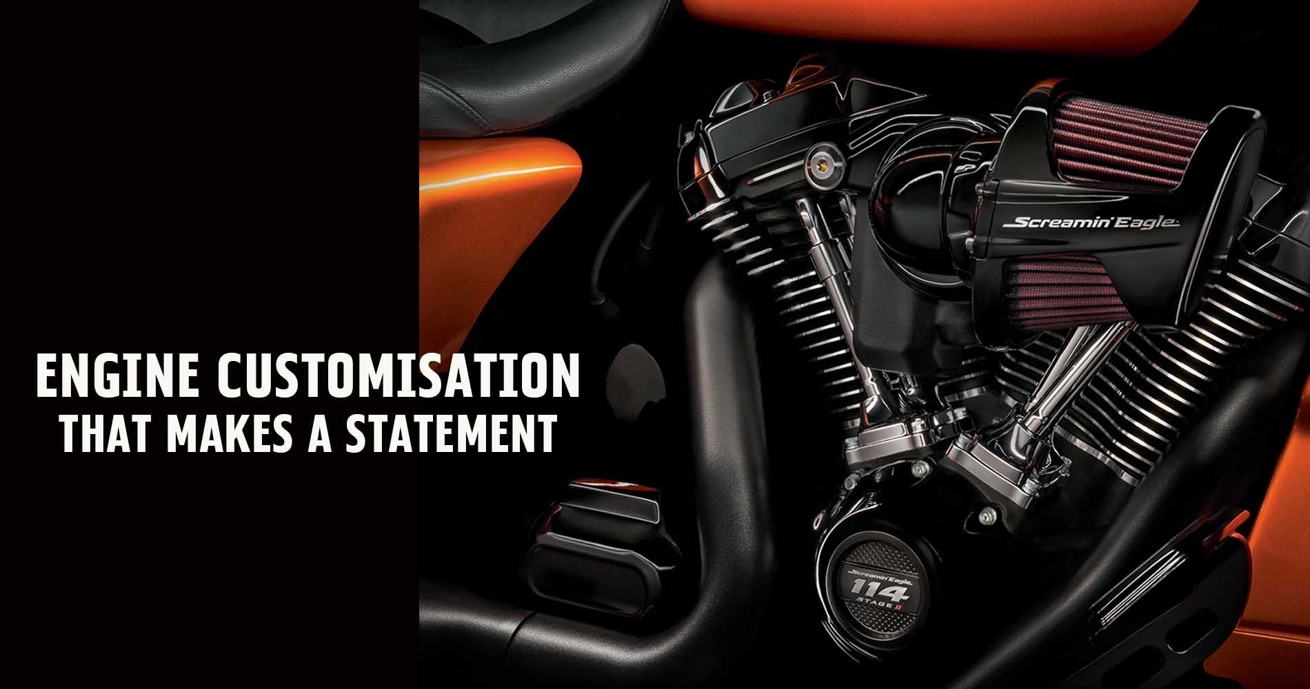 Engine Performance | East Coast Harley-Davidson® | Mt Maunganui Tauranga